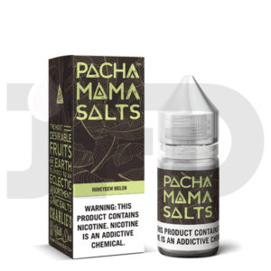 HONEYDEW MELON PACHA MAMA SALTS 10ML BY CCD