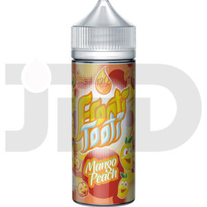 MANGO PEACH ELIQUID 100ML SHORTFILL BY FROOTI TOOTI