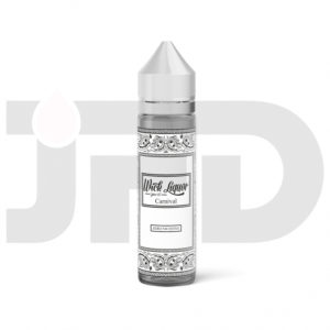 CARNIVAL ELIQUID 50ML SHORTFILL BY WICK LIQUOR
