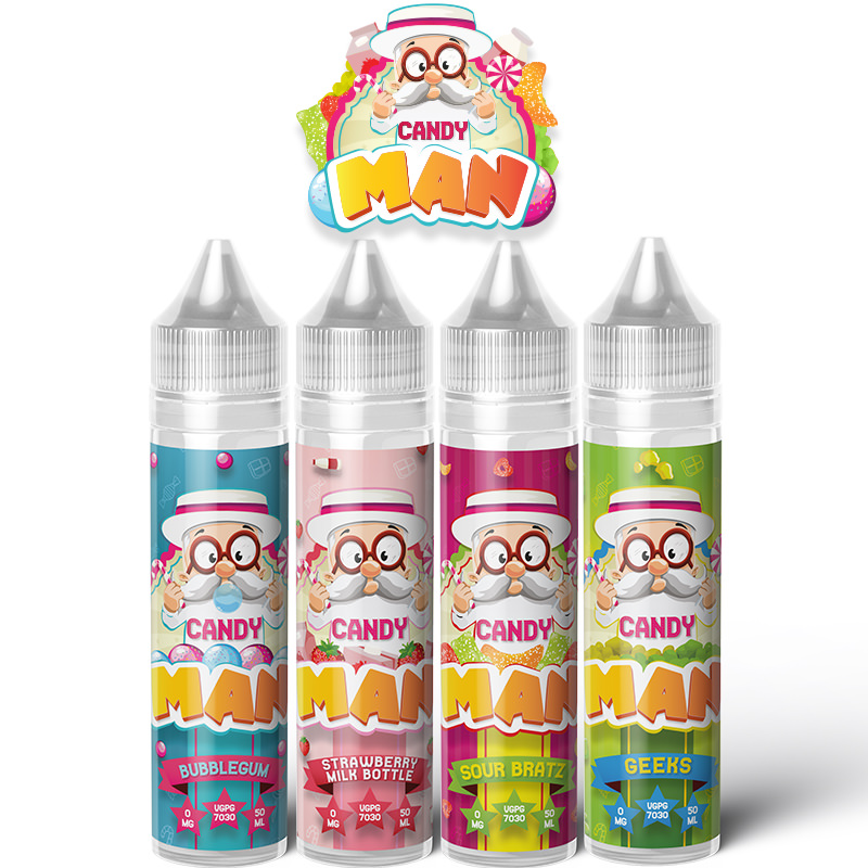 CANDY MAN ELIQUID BY DR FROST
