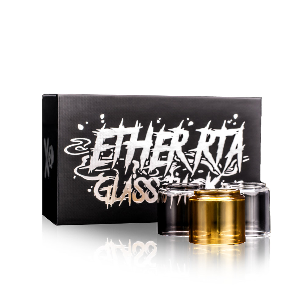 ETHAR RTA XL GLASS PACK BY SUCIDE MODS