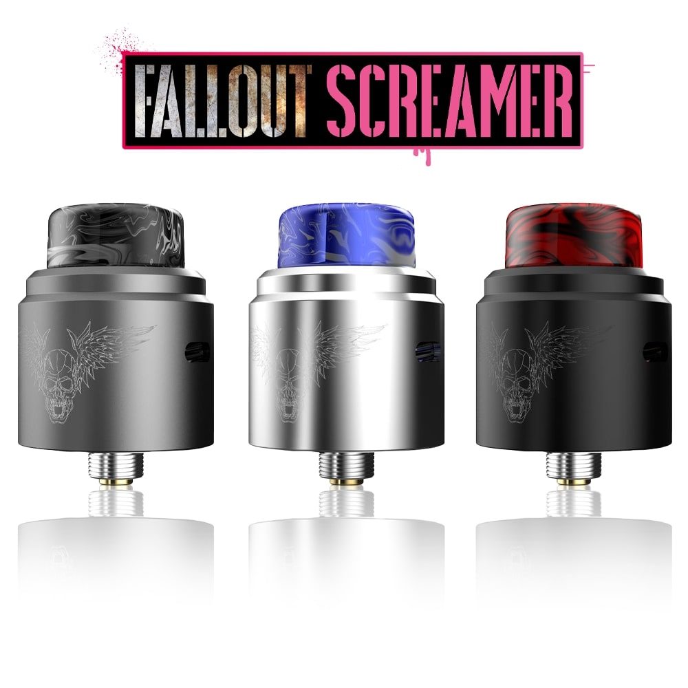 SCREAMER RDA BY FALLOUT X MECHLYFE