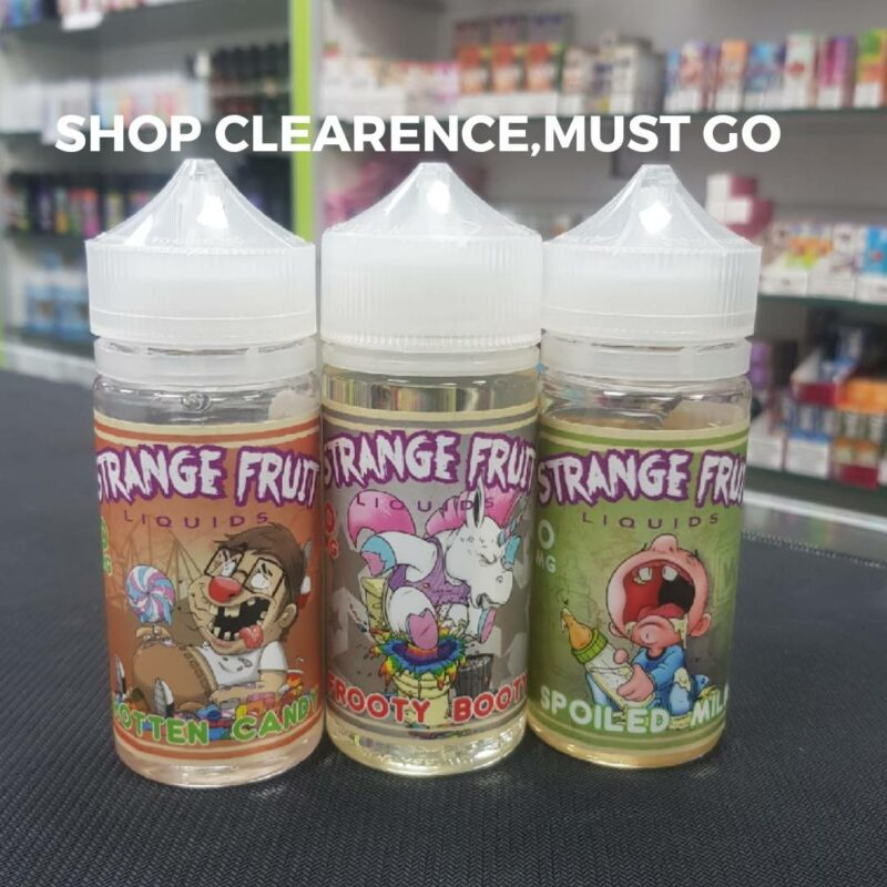 STRANGE FRUIT BY PUFF LABS **SHOP CLEARENCE**