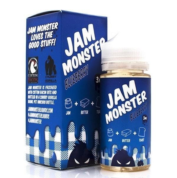 BLURBERRY BY JAM MONSTER
