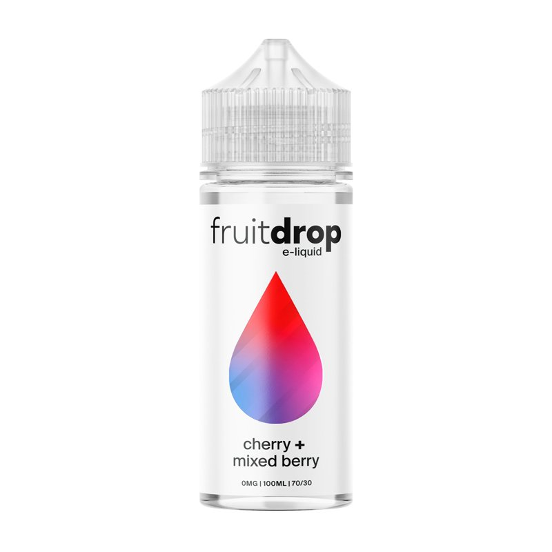 CHERRY MIXED BERRY BY FRUIT DROP