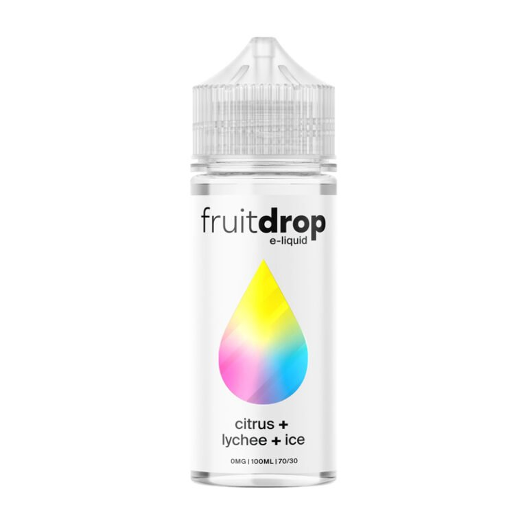 CITRUS LYCHEE ICE BY FRUIT DROP