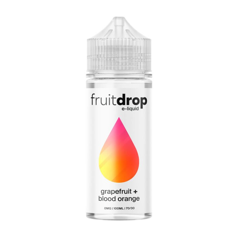 GRAPEFRUIT BLOOD ORANGE BY FRUIT DROP